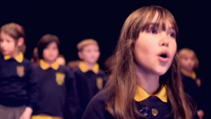 """Watch 10-Year-Old Autistic Child Beautifully Sing """"Hallelujah"""""""