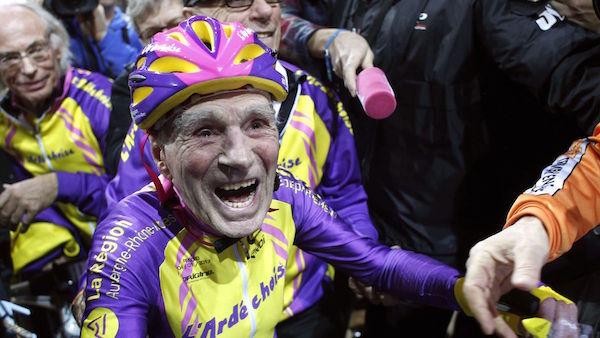 Robert Marchand - Cyclist