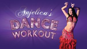 Anjelica's Dance Workout - Titled - No HD
