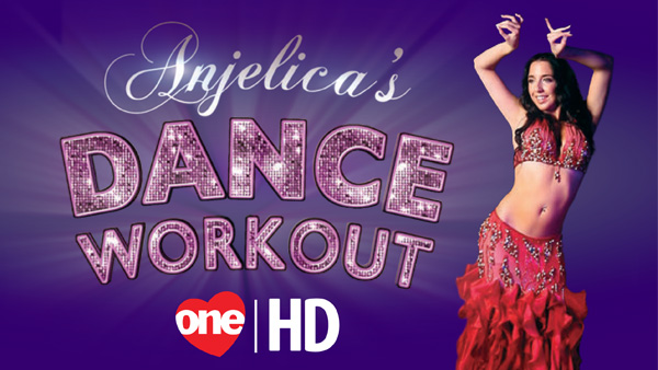 Anjelica's Dance Workout - Titled - HD