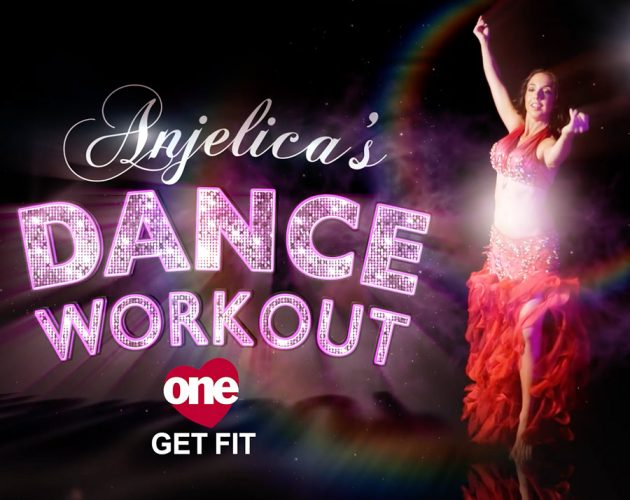 Anjelica's Dance Workout - Show Title Feature Image