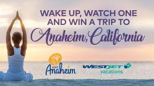 Wake Up, Watch One & Win Contest