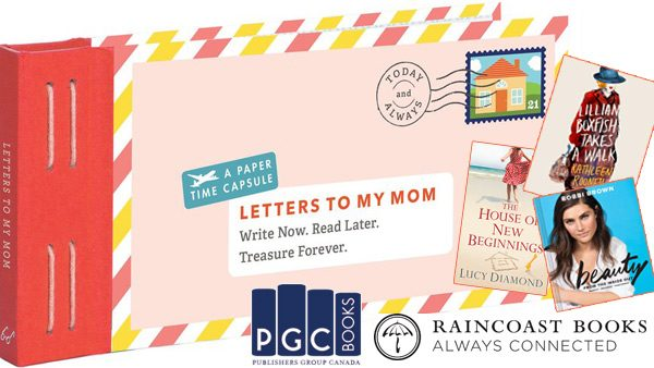 Letters to My Mom Contest - April/May 2017