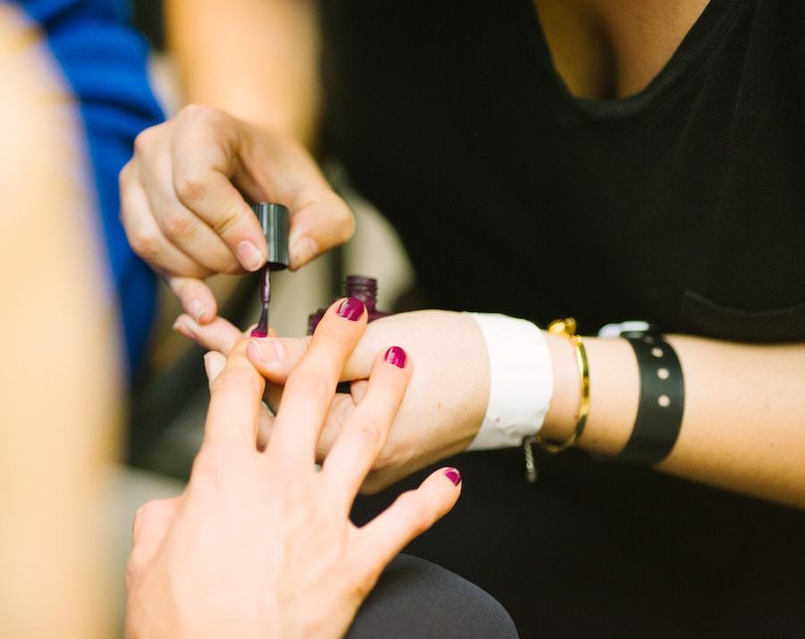 Treat Yourself - Manicure