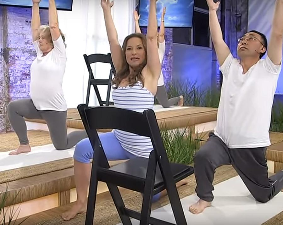 Healing Yoga for Circulation