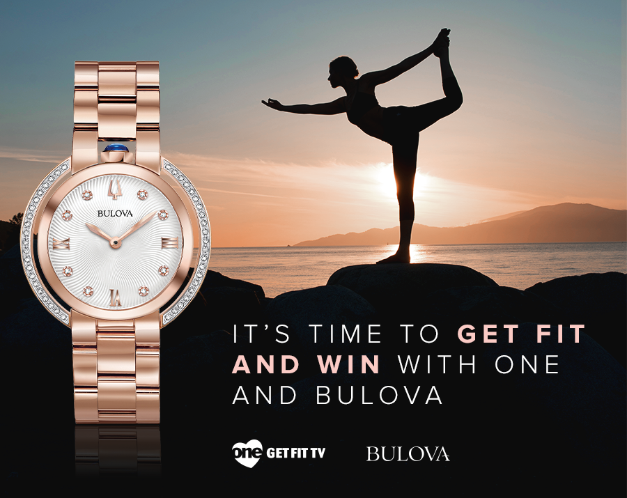 ONE Bulova Time to Get Fit Contest