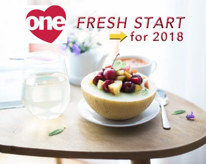ONE Fresh Start for 2018 Contest