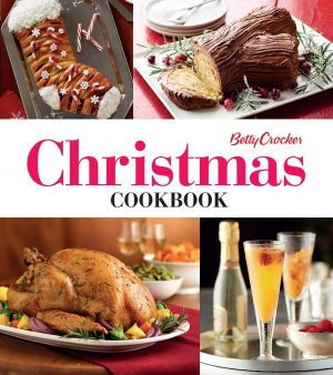 ONE Fresh Start for 2018 Contest - Betty Crocker Christmas Cookbook