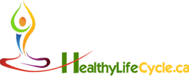 Yoga at Home Contest - Healthy Life Cycle Logo