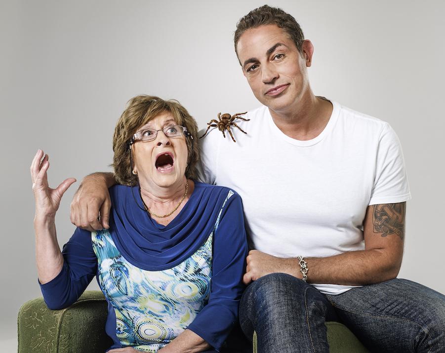 50 Ways to Kill Your Mammy - Baz & Nancy