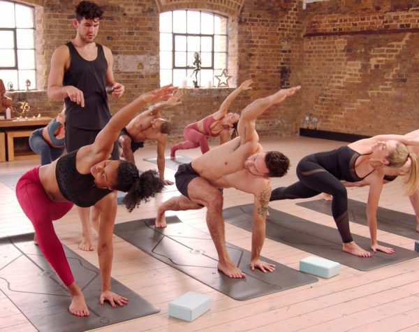 Hot Body, Hot Yoga