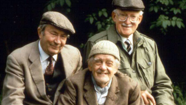 Last of the Summer Wine: Cleggy, Foggy and Compo