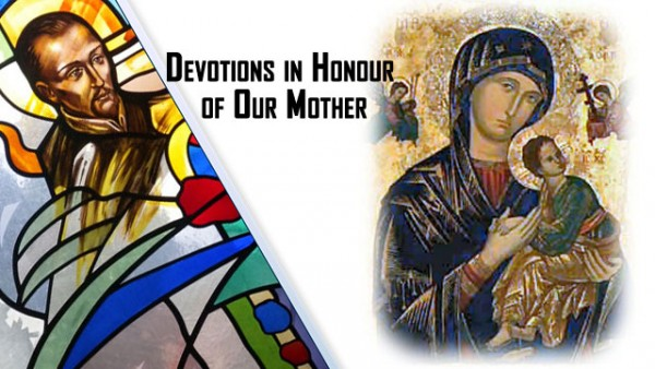 Devotions in Honour of Our Mother