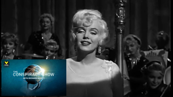 The Conspiracy Show S3E9: The Murder of Marilyn Monroe