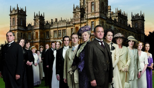 Downton Abbey - Season 1 Cast