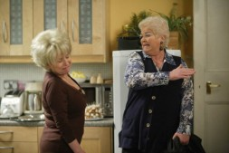 EastEnders' Pat and Peggy