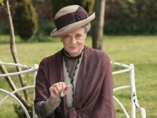 Dame Maggie Smith as Violet Crawley, the Dowager Countess of Grantham in Downton Abbey