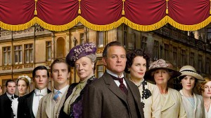 Photo of Downton Abbey Cast for Destination Downton Country Contest