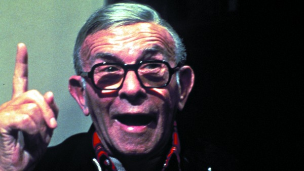 "George Burns stars in ""Oh, God!"""
