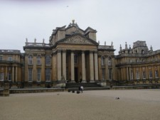 Destination Downton Country Contest: Blenheim Palace