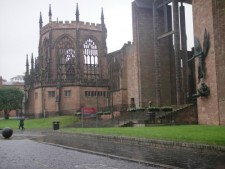 Destination Downton Country Contest: Coventry Cathedral