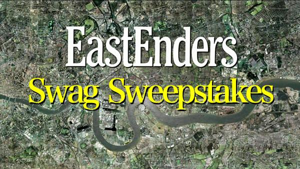 EastEnders Swag Sweepstakes