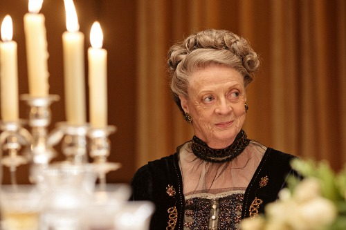 Downton Abbey: Season 2 - Dame Maggie Smith as Violet Crawley, Dowager Countess of Grantham