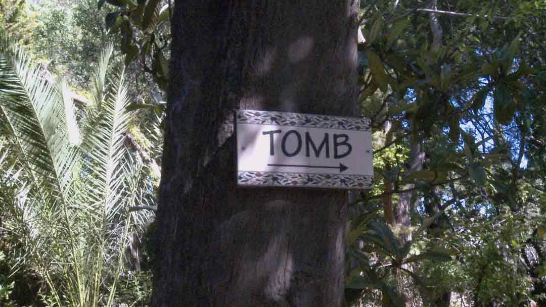 IP: Red Heifer - Tomb