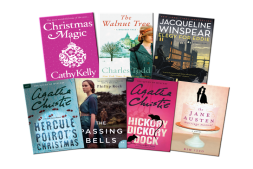 Have Yourself a British Little Christmas Contest 2012 - Books from HarperCollinsCanada