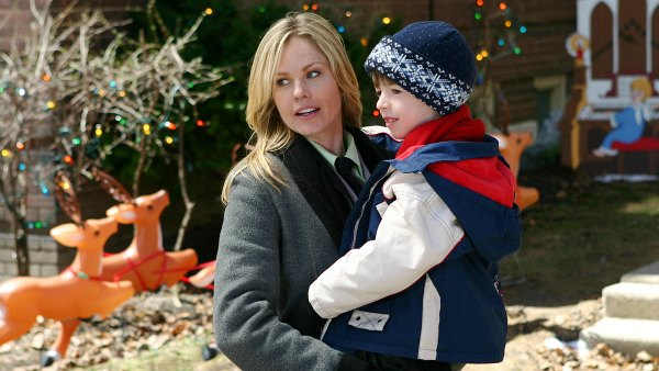 "Andrea Roth and Trevor Spevack star in ""Crazy For Christmas"""