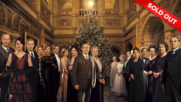 Downton Abbey Christmas - Cast
