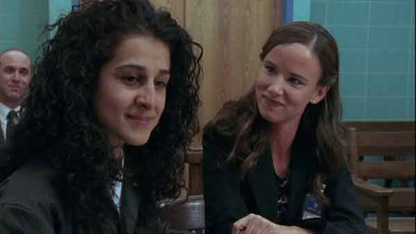 """Layla Alizada and Juliette Lewis star in """"Chasing Freedom"""""""