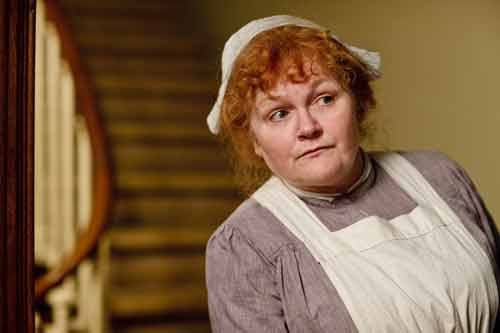 Downton Abbey S1: Mrs. Patmore (Lesley Nicol)