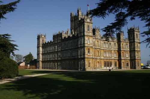Downton Abbey: Highclere Castle, Present Day