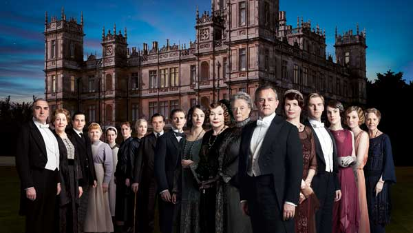 Downton Abbey - Season 3 Cast