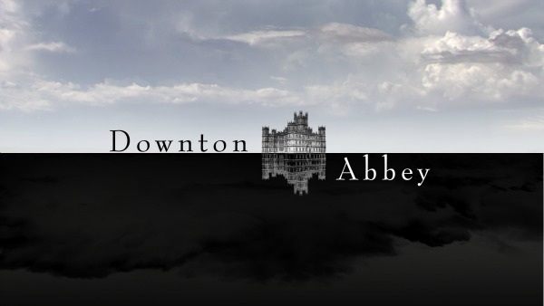 Downton Abbey Show Logo