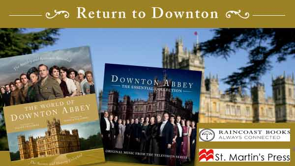 Return to Downton Contest Banner
