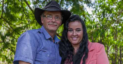 SI: Flatliners - Investigator Dave Thaler with Cloe Solis, near death experiencer