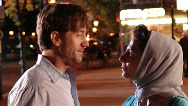"Shawn Doyle and Arsinee Khanjian star in ""Sabah"""