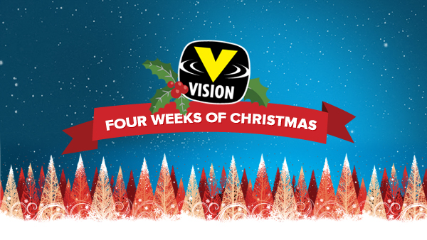 VisionTV Four Weeks of Christmas