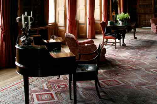 Downton Abbey's Highclere Castle - Interior