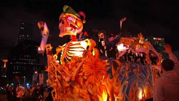 Mardi Gras: Feast Before Fast