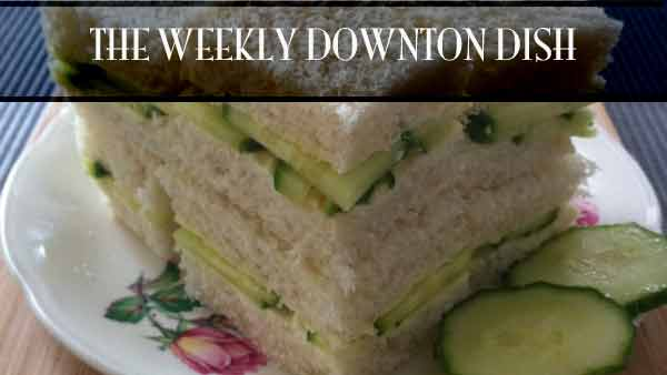 The Weekly Downton Dish: Life is Not a Bed of Roses by Pamela Foster, DowntonAbbeyCooks.com