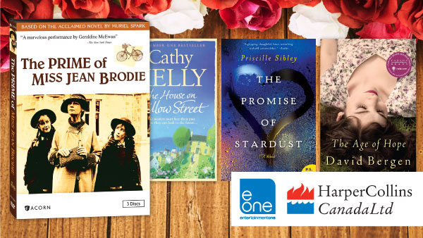 Romantic Pursuits Contest: Prize Packages from Entertainment One and HarperCollinsCanada