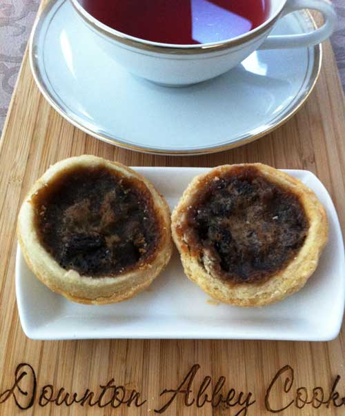 This Week's Downton Dish: Banbury Tarts by Pamela Foster, DowntonAbbeyCooks.com