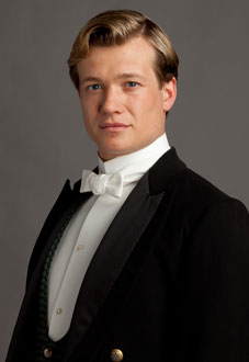 Jimmy Kent, Footman - played by Ed Speelers
