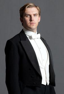 Matthew Crawley - played by Dan Stevens