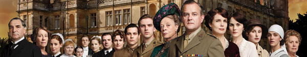 Downton Abbey Season 2 Cast