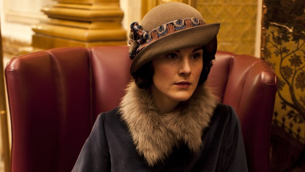 Downton Abbey S5E3: Mary Crawley (MICHELLE DOCKERY)