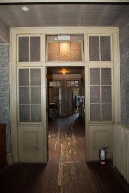 Spadina Museum: Third Floor Hall - Photo: Courtesy City of Toronto